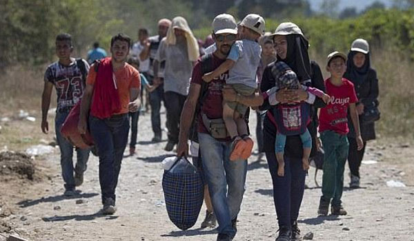 Εγκαταστάθηκαν οι πρώτες οικογένειες προσφύγων σε διαμερίσματα στα Τρίκαλα