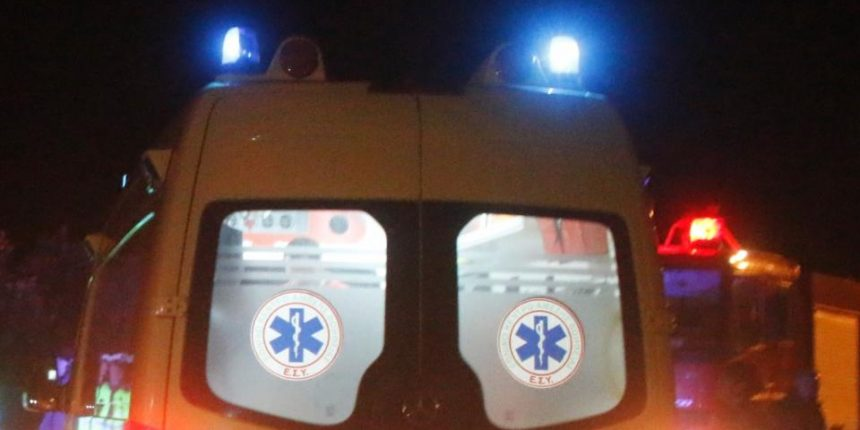 42χρονος μαχαίρωσε 39χρονη μέσα σε αυτοκίνητο στα Τρίκαλα